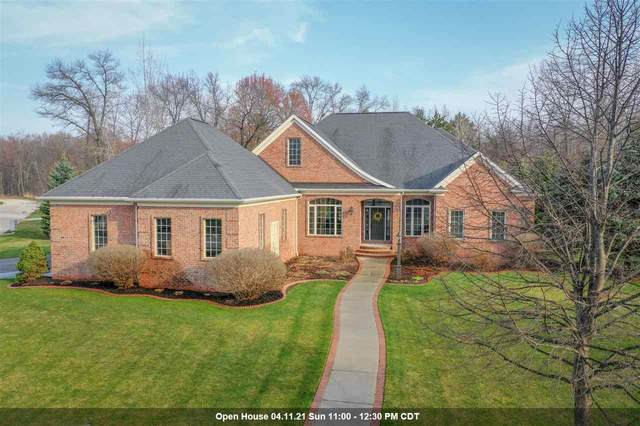 1057 S Wyndrush Drive, Suamico, WI 54173 (#50235729) :: Town & Country Real Estate