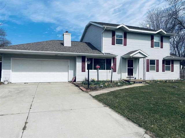 W6176 Colonial Drive, Appleton, WI 54914 (#50236064) :: Dallaire Realty