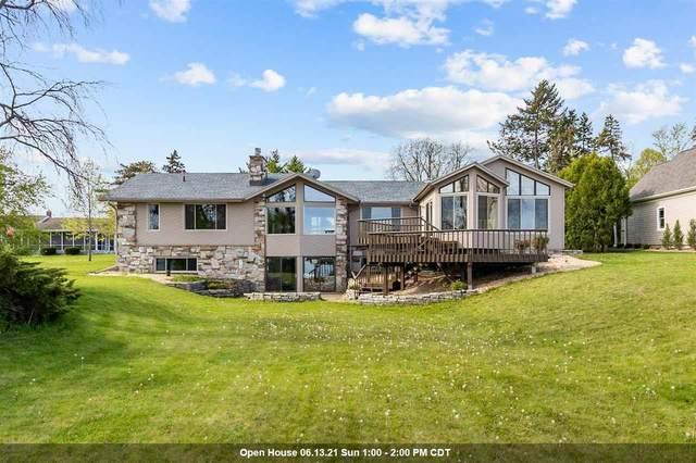 3780 Leonard Point Road, Oshkosh, WI 54904 (#50239950) :: Carolyn Stark Real Estate Team