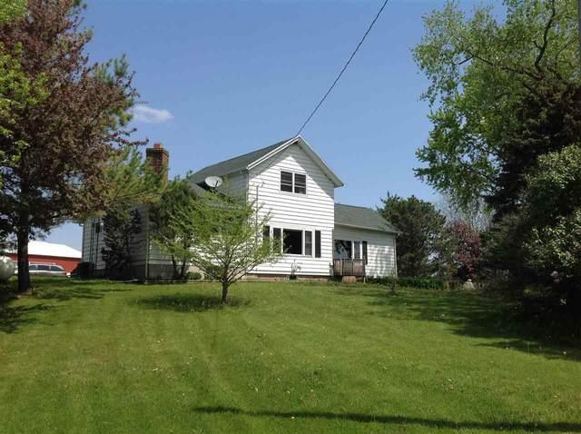 8232 Oak Hill Road, Omro, WI 54963 (#50240581) :: Carolyn Stark Real Estate Team