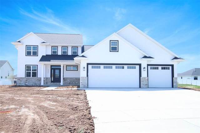 932 Raven Claw Court, De Pere, WI 54115 (#50240949) :: Symes Realty, LLC