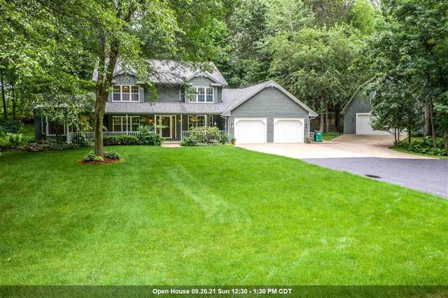 E9022 Kendall Lane, New London, WI 54961 (#50243246) :: Town & Country Real Estate