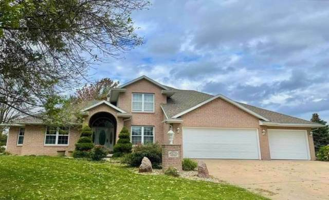 2542 Van Rite Court, Green Bay, WI 54311 (#50248604) :: Todd Wiese Homeselling System, Inc.