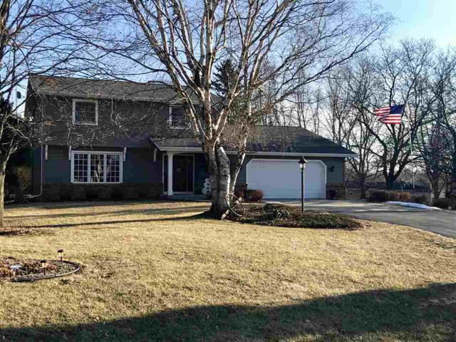 W3962 Meadow Drive, Fond Du Lac, WI 54937 (#50177303) :: Dallaire Realty