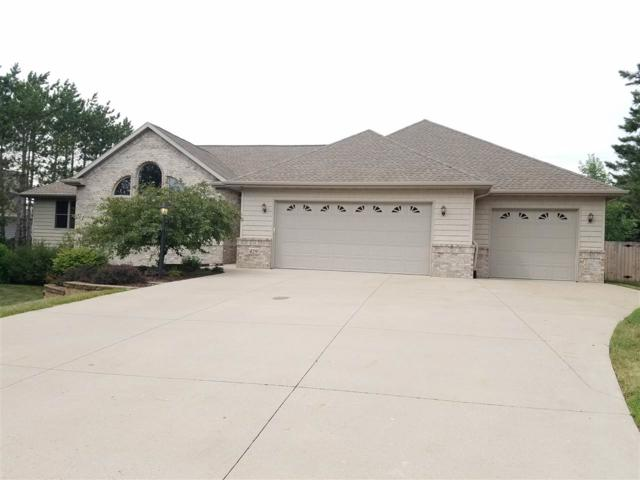 429 S Pine Grove Lane, Hortonville, WI 54944 (#50187542) :: Dallaire Realty