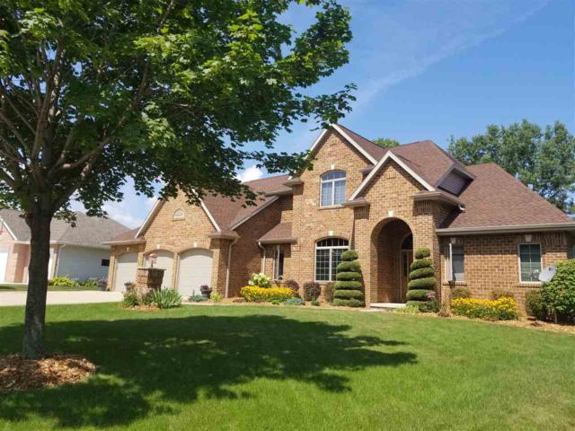 2960 Nikki Lee Court, Green Bay, WI 54313 (#50188713) :: Dallaire Realty