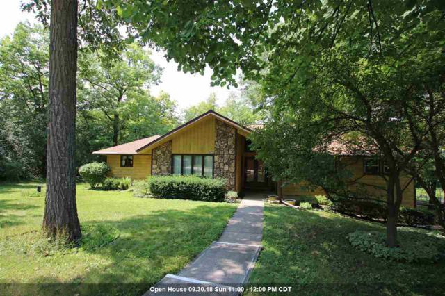 W813 Leslie Lane, Green Lake, WI 54941 (#50188832) :: Symes Realty, LLC