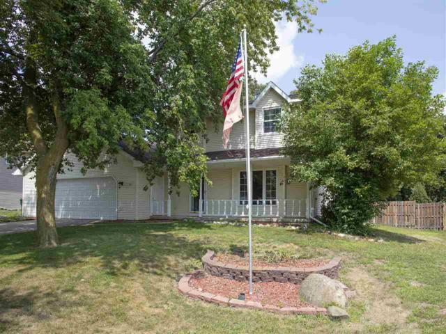 3166 Liberty Bell Road, Green Bay, WI 54313 (#50189131) :: Symes Realty, LLC