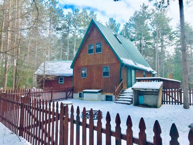 N4123 Lakeside Drive, Hancock, WI 54943 (#50189940) :: Todd Wiese Homeselling System, Inc.