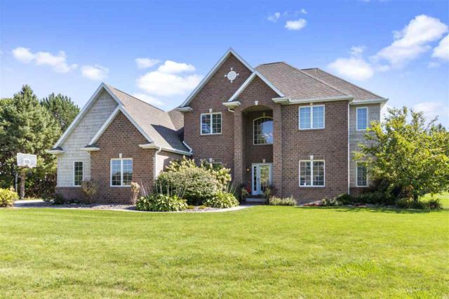 N3292 Feather Ridge Drive, Appleton, WI 54913 (#50191851) :: Todd Wiese Homeselling System, Inc.