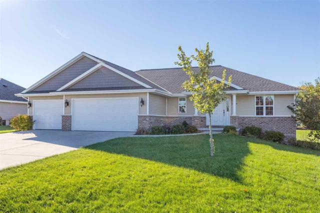 2128 Dollar Road, De Pere, WI 54115 (#50193437) :: Todd Wiese Homeselling System, Inc.