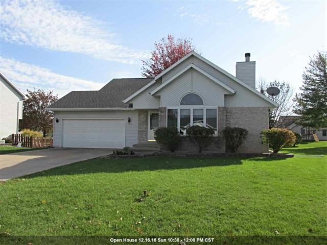 720 Jennifer Court, Omro, WI 54963 (#50193791) :: Dallaire Realty