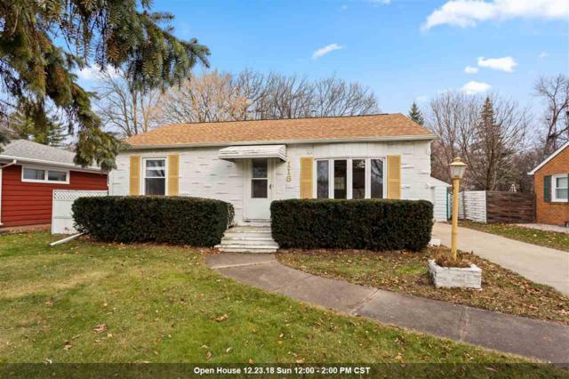 118 Plummer Court, Neenah, WI 54956 (#50195110) :: Dallaire Realty