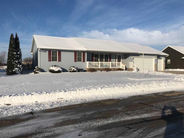 1144 Mistletoe Lane, Winnebago, WI 54986 (#50196355) :: Todd Wiese Homeselling System, Inc.