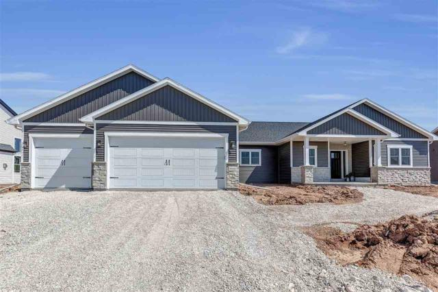 W5582 Hoelzel Way, Appleton, WI 54915 (#50197593) :: Dallaire Realty