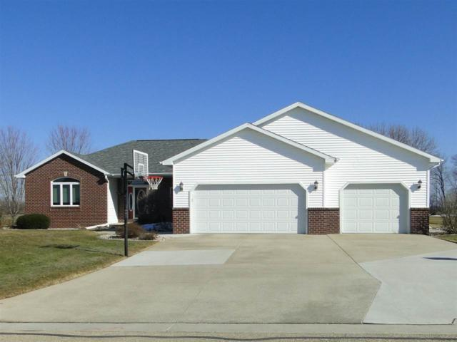 N522 Robinhood Way, Sherwood, WI 54169 (#50199010) :: Dallaire Realty