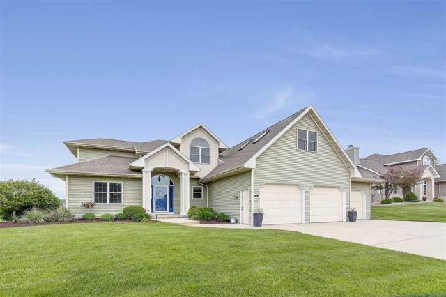3495 Glen Abbey Drive, Green Bay, WI 54311 (#50199054) :: Symes Realty, LLC
