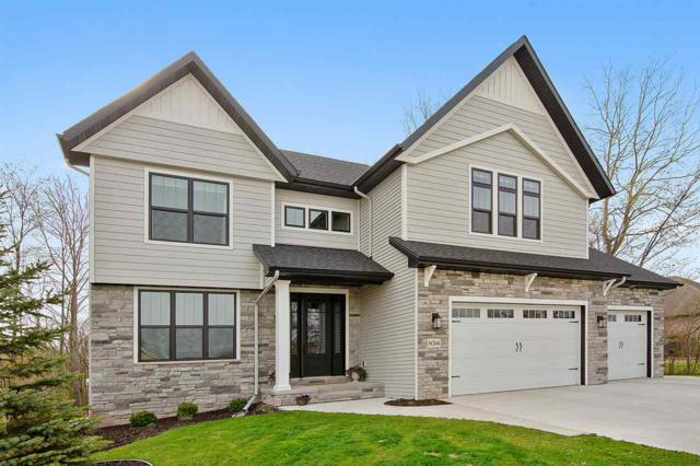 N314 Ruys Court, Appleton, WI 54915 (#50199711) :: Todd Wiese Homeselling System, Inc.