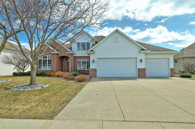 3107 E Gazebohill Road, Appleton, WI 54913 (#50200155) :: Todd Wiese Homeselling System, Inc.
