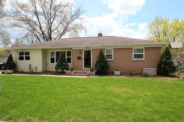 1426 Mayfair Street, De Pere, WI 54115 (#50201263) :: Dallaire Realty