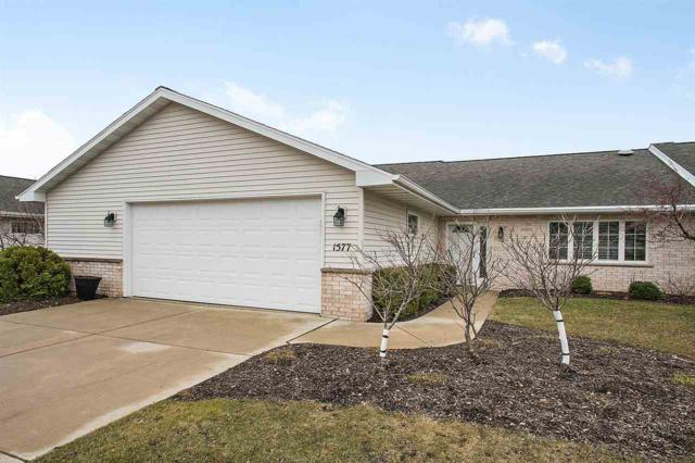 1577 River Pines Drive, Green Bay, WI 54311 (#50201523) :: Todd Wiese Homeselling System, Inc.