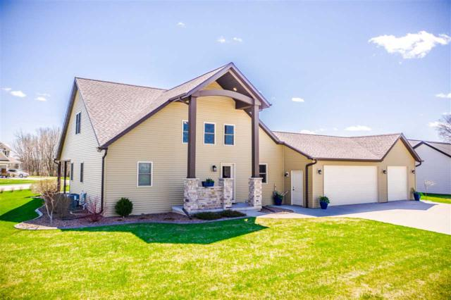 W5257 Waterview Drive, Sherwood, WI 54169 (#50201674) :: Dallaire Realty