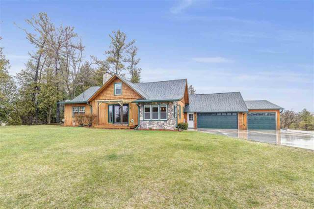 N4176 Hwy E, Kewaunee, WI 54216 (#50201853) :: Dallaire Realty