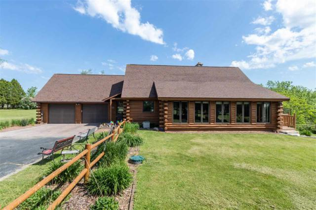 4350 N Hwy P, New Franken, WI 54229 (#50204730) :: Dallaire Realty
