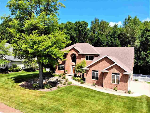 1180 Pleasant Valley Drive, Oneida, WI 54115 (#50207571) :: Todd Wiese Homeselling System, Inc.