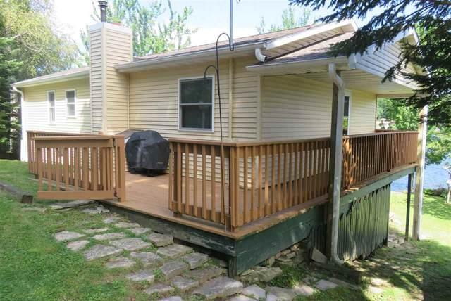 2865 Trump Lake Road, Wabeno, WI 54566 (#50207795) :: Todd Wiese Homeselling System, Inc.