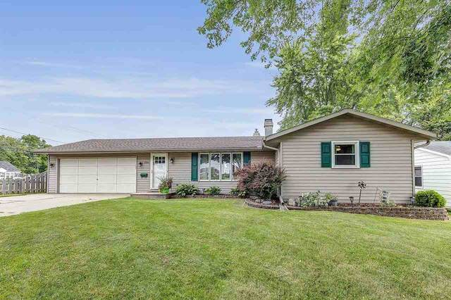 1294 Thorndale Street, Green Bay, WI 54304 (#50209727) :: Dallaire Realty