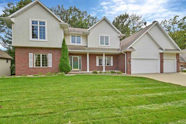2887 Parkwood Drive, Green Bay, WI 54313 (#50211174) :: Dallaire Realty
