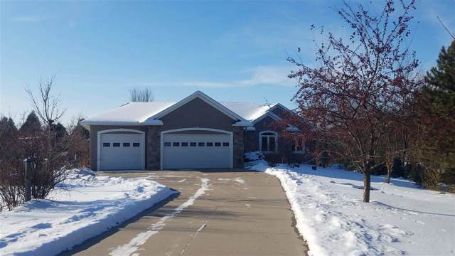 4008 Custer Road, Stevens Point, WI 54482 (#50212646) :: Todd Wiese Homeselling System, Inc.