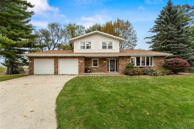 1000 W Hiawatha Drive, Appleton, WI 54914 (#50213065) :: Todd Wiese Homeselling System, Inc.