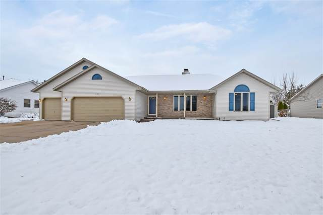 1173 Pawn Drive, Green Bay, WI 54313 (#50213082) :: Todd Wiese Homeselling System, Inc.