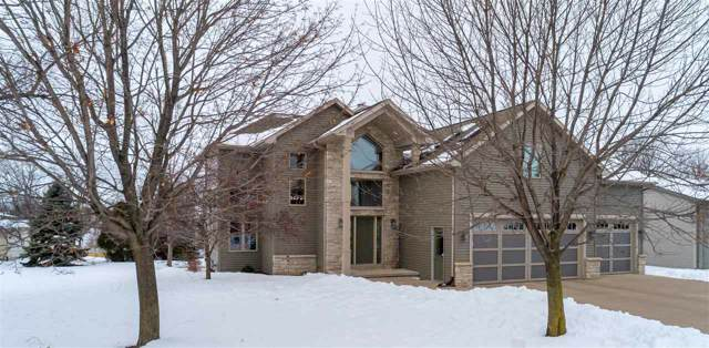W5152 Natures Way Drive, Sherwood, WI 54169 (#50213469) :: Todd Wiese Homeselling System, Inc.