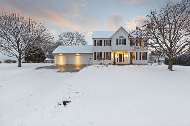 118 Old Orchard Lane, Neenah, WI 54956 (#50213653) :: Todd Wiese Homeselling System, Inc.