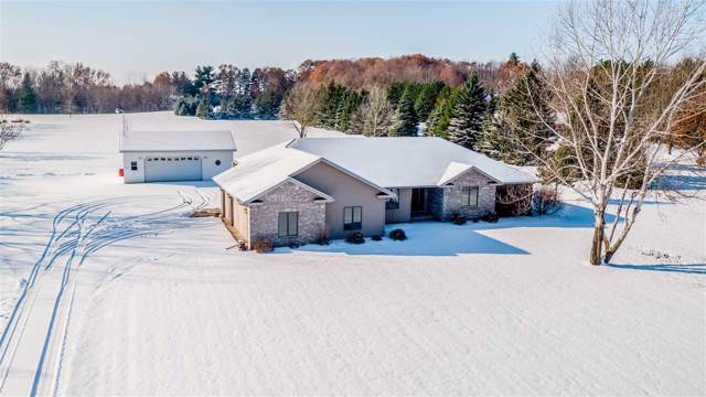N4971 Rexford Road, Shiocton, WI 54170 (#50214241) :: Dallaire Realty