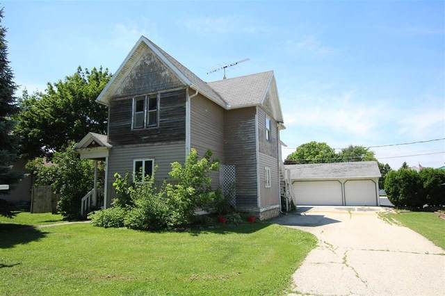 118 S 1ST Street, Oakfield, WI 53065 (#50214525) :: Ben Bartolazzi Real Estate Inc