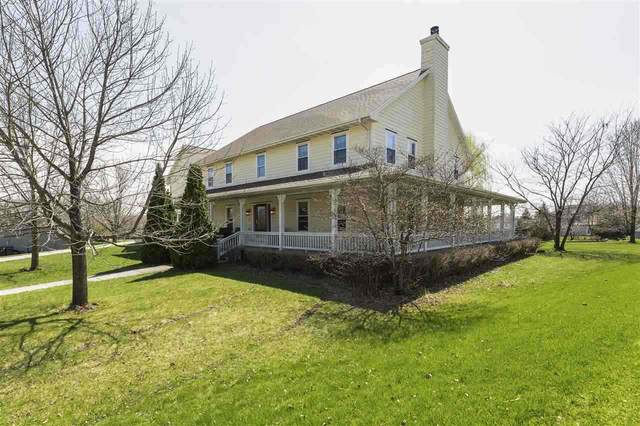 167 Hilltop Drive, Fall River, WI 53932 (#50214598) :: Dallaire Realty