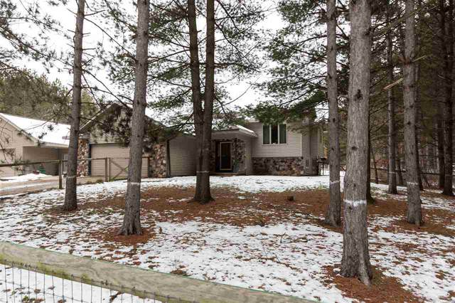 N2639 Hwy Ee, Redgranite, WI 54970 (#50215497) :: Todd Wiese Homeselling System, Inc.