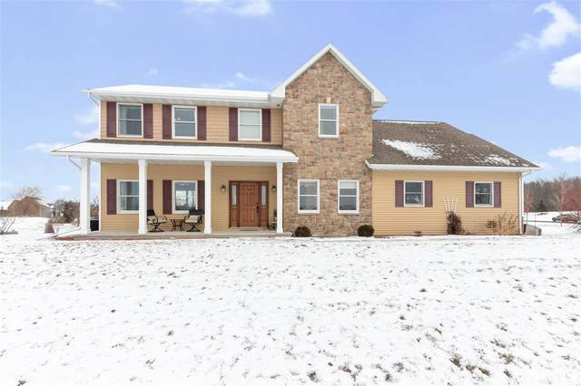 N1203 South Creek Drive, Greenville, WI 54942 (#50216213) :: Todd Wiese Homeselling System, Inc.