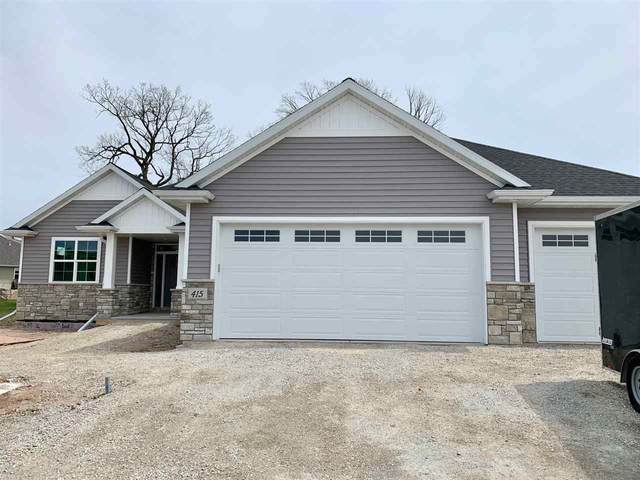 415 W Papermill Run, Kimberly, WI 54136 (#50221424) :: Dallaire Realty