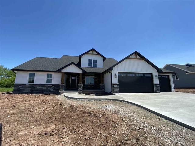 2090 Morningstar Lane, Oshkosh, WI 54904 (#50222995) :: Todd Wiese Homeselling System, Inc.