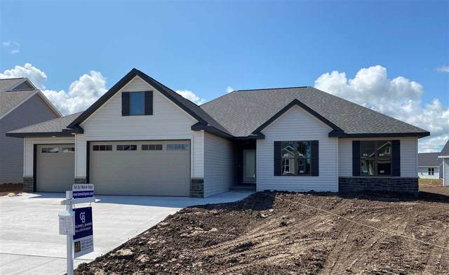 3135 Enchanted Court, Green Bay, WI 54311 (#50224532) :: Carolyn Stark Real Estate Team