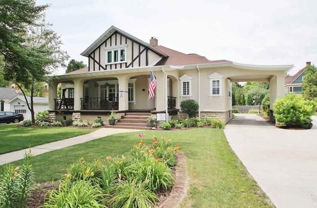 938 S Quincy Street, Green Bay, WI 54301 (#50225471) :: Carolyn Stark Real Estate Team
