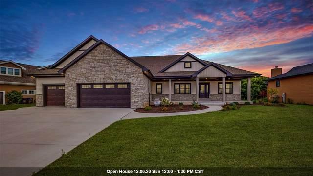 435 Woodfield Prairie Way, Hobart, WI 54155 (#50226901) :: Ben Bartolazzi Real Estate Inc