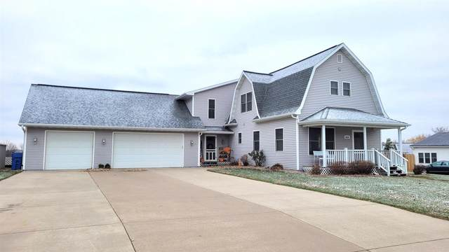 6830 Bunker Hill Road, Wrightstown, WI 54126 (#50229347) :: Ben Bartolazzi Real Estate Inc