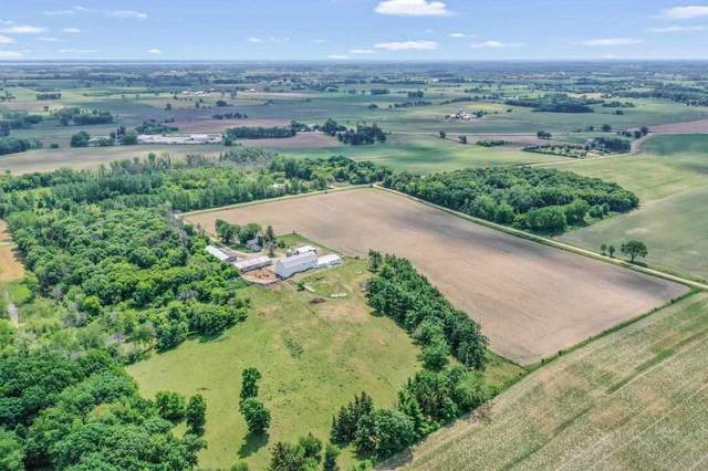 N9366 Hickory Road, Pickett, WI 54964 (#50242220) :: Symes Realty, LLC