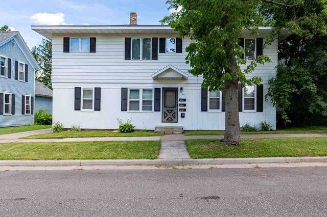 812 Chicago Avenue, Wausau, WI 54403 (#50243717) :: Todd Wiese Homeselling System, Inc.